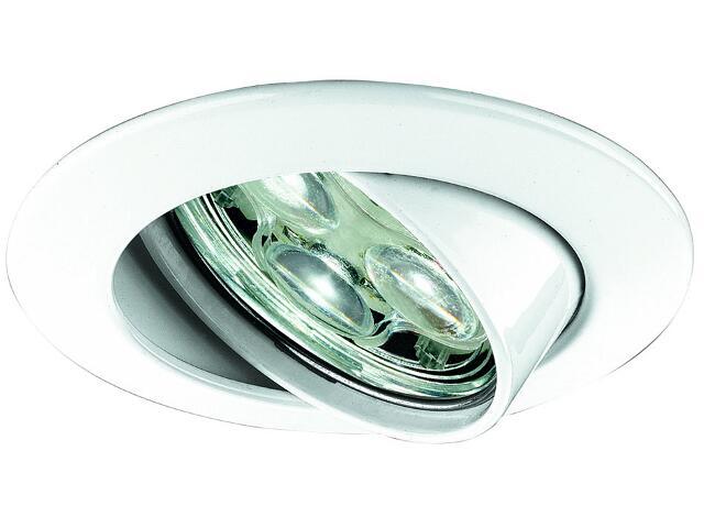 Oprawa punktowa Premium Line LED 1x3W biała Paulmann