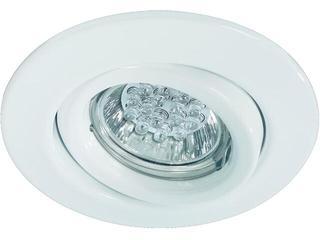 Oprawa punktowa sufitowa Quality Line Quality LED 3x1W GU10 biała Paulmann