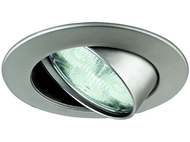Oprawa punktowa Profi Line LED uchylna naturalne światło 3x3W chrom mat Paulmann
