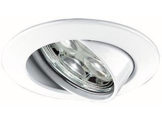 Oprawa punktowa sufitowa Premium Line LED uchylna Power Lense 3x3W biała Paulmann