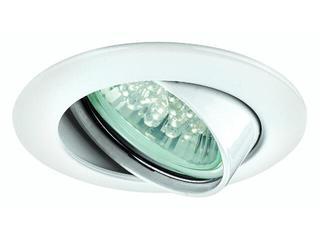 Oprawa punktowa sufitowa Premium Line LED 3x1W GU10 biała Paulmann