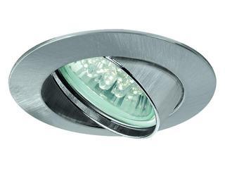 Oprawa punktowa sufitowa Premium Line LED 3x1W GU10 żelazo satyna Paulmann