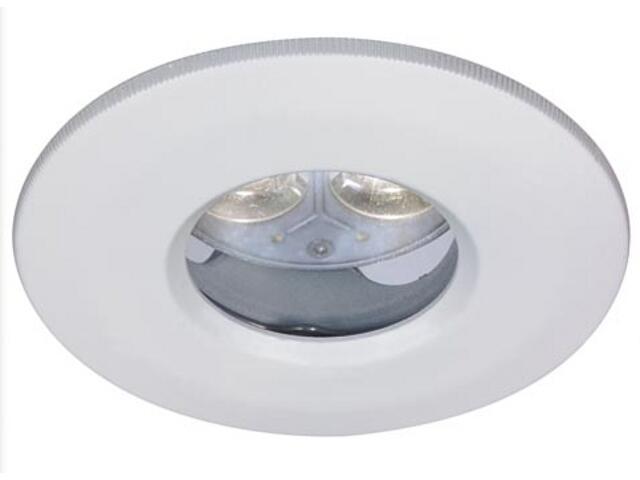 Oprawa punktowa Profi LED wbudowywana IP65 1x3W 12V biała Paulmann