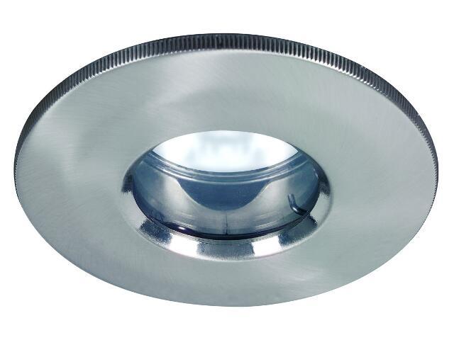 Oprawa punktowa sufitowa Profi Line energooszczędna IP65 3x11W żelazo satyna Paulmann