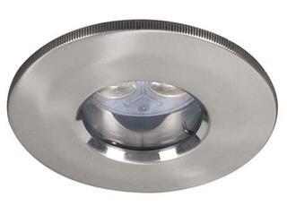 Oprawa punktowa Profi LED IP65 1x3W żelazo satynowe Paulmann