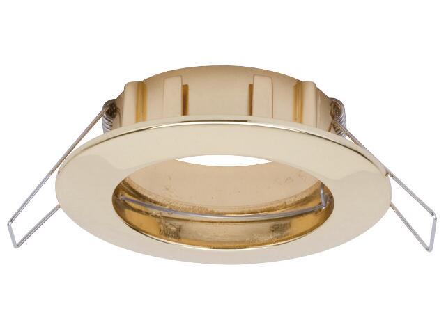 Oprawa punktowa sufitowa 2Easy Premium max. 3x50W złota Paulmann