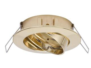 Oprawa punktowa sufitowa 2Easy Premium wychylna max.3x50W złota aluminium Paulmann