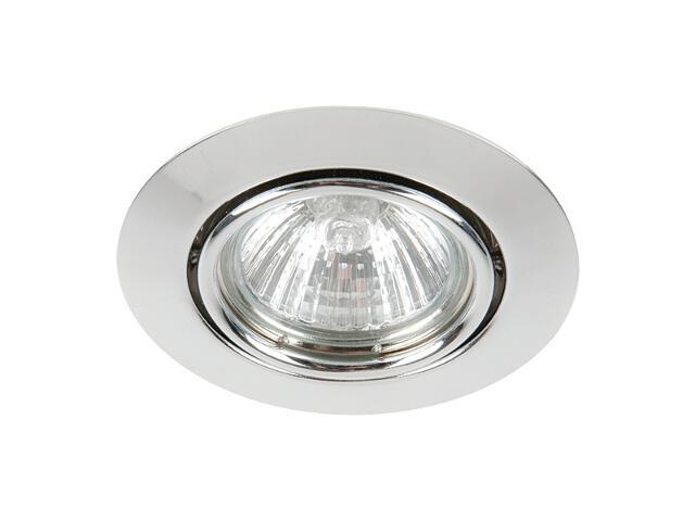 Oprawa punktowa sufitowa Cristaldream 1xGU10 50W 2000128 Spot-light
