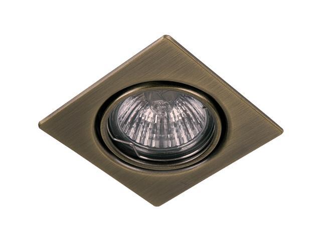 Oprawa punktowa sufitowa Cristaldream 1xGU10 50W 2005111 Spot-light