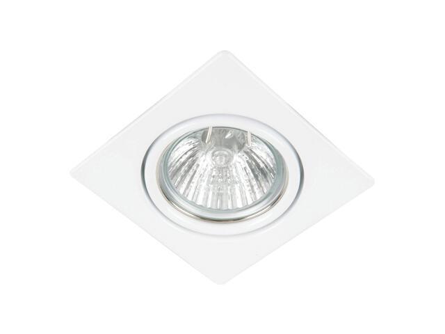 Oprawa punktowa sufitowa Cristaldream 1xGU10 50W 2005102 Spot-light