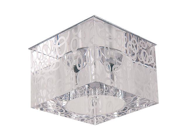 Lampa sufitowa Cristaldream 1xG4 20W 5121501 Spot-light