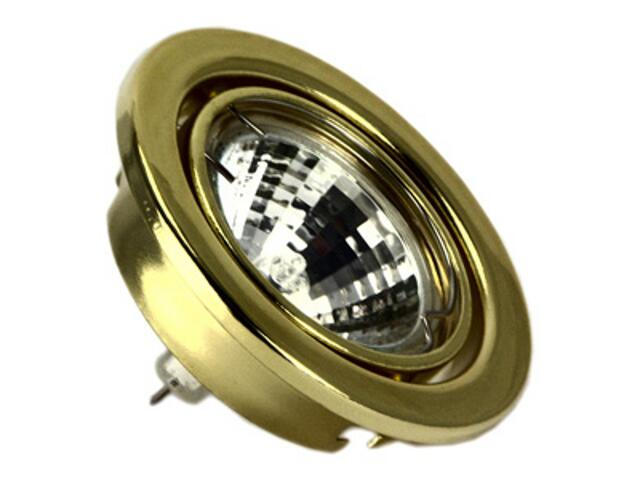 Oczko halogenowe ruchome CLASSIC 3 zestaw 3x35W GU5,3 złote ANS