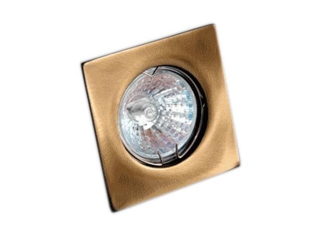 Oprawa punktowa stała DL-20 chrom Brilum