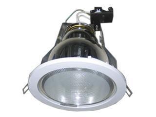 Oprawa downlight z odbłyśnikiem R-600NG biała Brilum