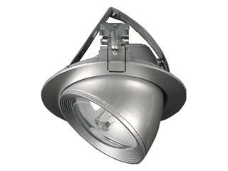 Oprawa downlight metalohalogenkowa ruchoma 830 srebrna Brilum