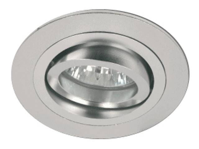 Oprawa punktowa ruchoma AFIS 14R aluminium Brilum