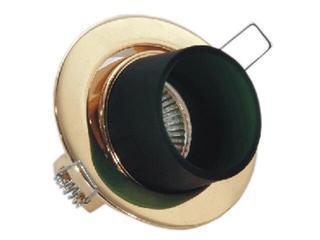 Oprawa punktowa ruchoma CT-4L matowy chrom biała Brilum