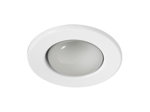 Oprawa punktowa sufitowa RAGO DL-R50-W biała Kanlux