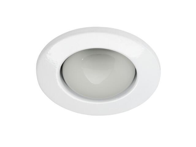 Oprawa punktowa sufitowa RAGO DL-R63-W biała Kanlux