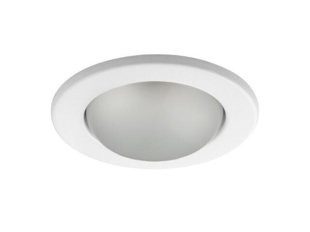 Sufitowa oprawa punktowa RAGO DL-R80-W biała Kanlux