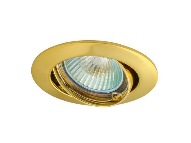 Oprawa punktowa sufitowa VIDI CTC-5515-G złota Kanlux