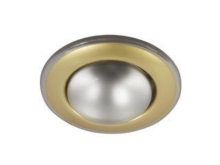 Oprawa punktowa sufitowa BONI DL-RD50-PG/N perłowa złota + nikiel Kanlux