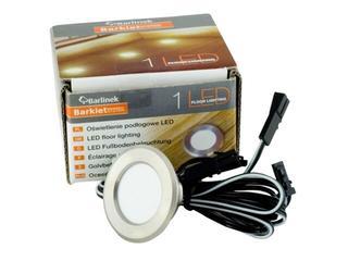 Oprawa punktowa schodowa LED 0,25W 12V 1szt. Barlinek