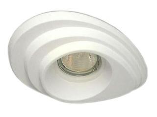 Oprawa punktowa sufitowa OCZKO STROPOWE halogenowe biała 4060 Cleoni