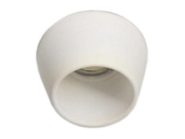 Oprawa punktowa sufitowa OCZKO STROPOWE halogenowe biała 4180 Cleoni