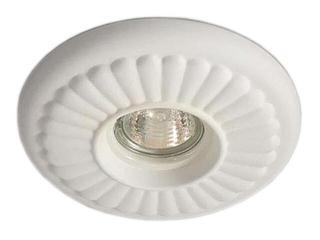 Oprawa punktowa sufitowa OCZKO STROPOWE halogenowe biała 4250 Cleoni