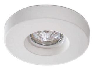 Oprawa punktowa sufitowa OCZKO STROPOWE halogenowe biała 4260 Cleoni