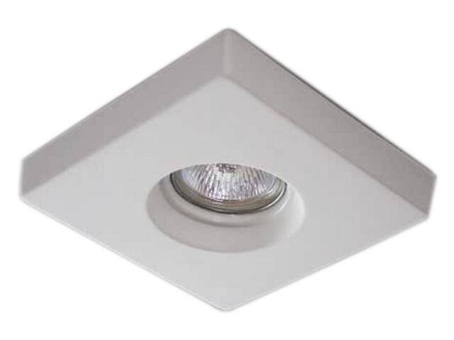 Oprawa punktowa sufitowa OCZKO STROPOWE halogenowe biała 4270 Cleoni