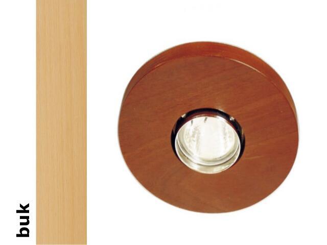 Oprawa punktowa sufitowa OCZKO koło halogenowe buk 1199O1G202 Cleoni