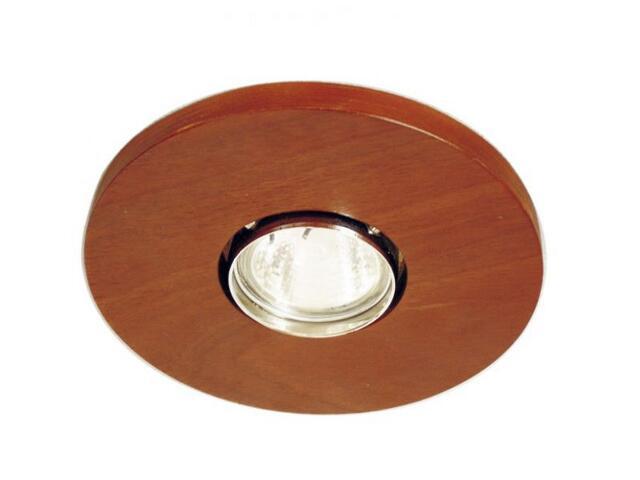 Oprawa punktowa sufitowa OCZKO koło halogenowa meranti 1199O1G203 Cleoni