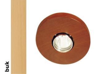 Oprawa punktowa sufitowa OCZKO koło buk 1199O1E202 Cleoni