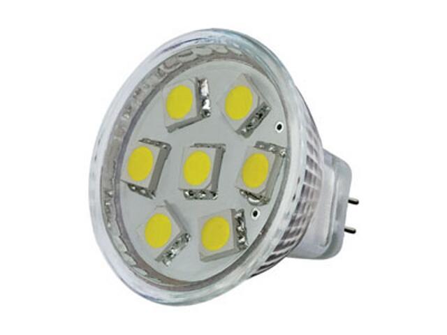 Żarówka LED 1,5W GU4 35mm ciepła barwa ANS