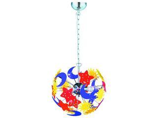 Lampa sufitowa dziecięca Lilu 3xE14 40W 306800317 Reality