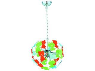 Lampa sufitowa dziecięca Lilu 3xE14 40W 306700317 Reality