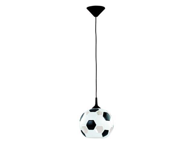 Lampa sufitowa dziecięca EURO 1xE27 60W 12689 Alfa