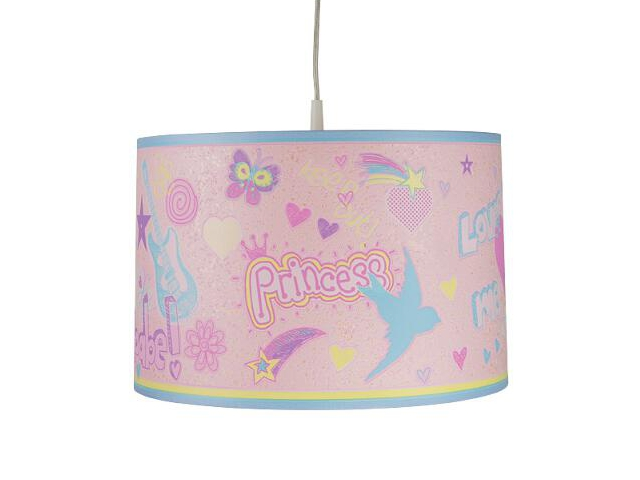 Lampa sufitowa dziecięca Princess 1xE27 60W 5087140 Spot-light