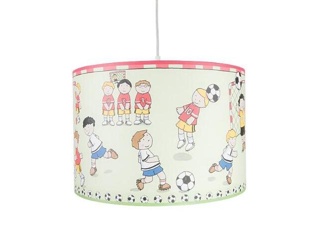 Lampa sufitowa dziecięca Football 1xE27 60W 5087240 Spot-light
