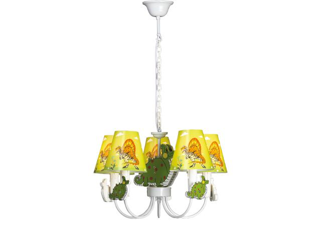 Lampa sufitowa dziecięca Denver 5xE14 40W K-MD8069-5D Kaja