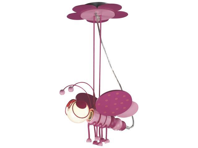 Lampa sufitowa dziecięca Bzyk 1xE27 40W K-MD2008-1A Kaja