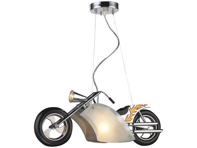 Lampa sufitowa dziecięca Junior 2xE14 40W, 1xGU10 40W K-MD5037-3A Kaja