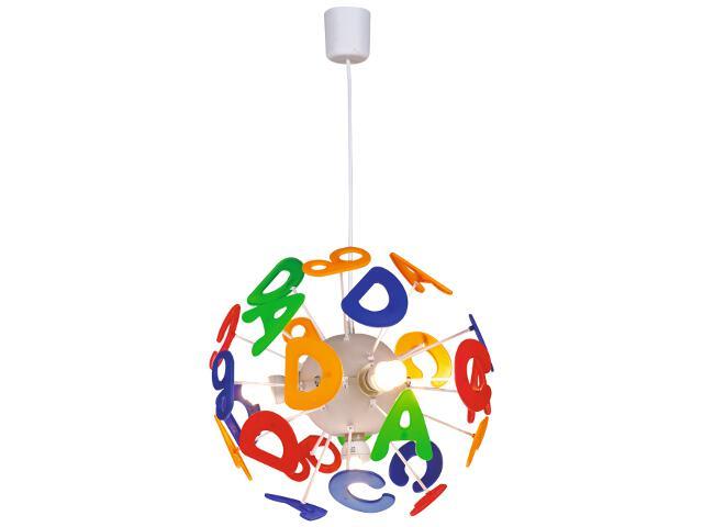 Lampa sufitowa dziecięca Sport 4xE14 40W K-MD7085-4E Kaja