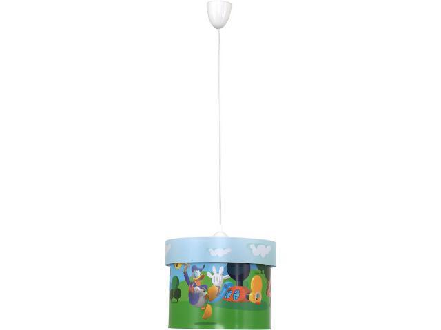Lampa sufitowa dziecięca MICKEY CLUB I zwis 3D 4637 Nowodvorski