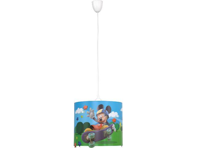 Lampa sufitowa dziecięca MICKEY CLUB I zwis duży 4638 Nowodvorski
