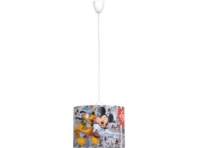 Lampa sufitowa dziecięca MICKEY CLASSIC I zwis duży 4830 Nowodvorski
