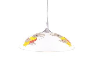 Lampa sufitowa dziecięca Mouse 1xE27 60W 4133540 Spot-light