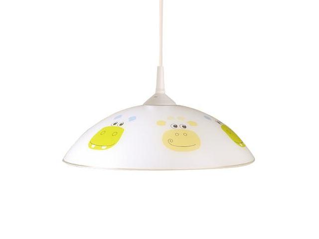 Lampa sufitowa dziecięca Hippo 1xE27 60W 4143540 Spot-light